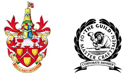 Guild of Master Craftsmen logos