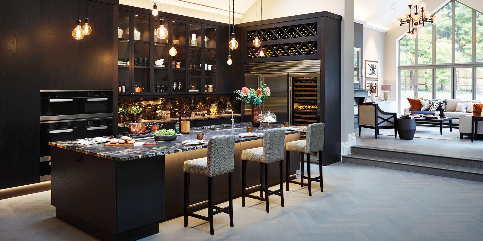 Luxury Handmade Bespoke Designer Kitchens