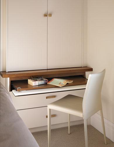 Hideaway desks