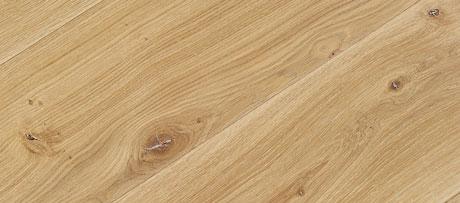 Grotto wooden floor