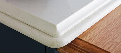 Carrara quartz compaq worksurface