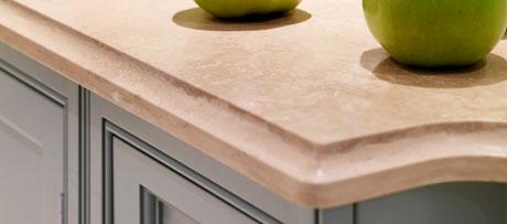 Luxury Designer Granite And Wood Worksurfaces