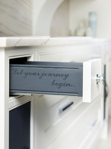 Personalised drawers