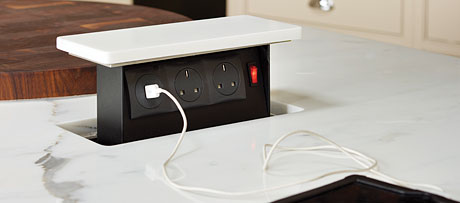 Pop Up Sockets Kitchen Island Kitchen Appliances Tips And Review